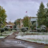 Первый снег. :: Юрий Фёдоров