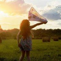 танцы в поле :: Наталья Владимировна Сидорова
