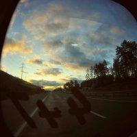 Из окна маршрутки :: Albina