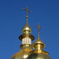 Золотые купола :: Наталья Джикидзе (Берёзина)