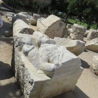 Раскопки в парке Леуми г Ашкелона :: Герович Лилия