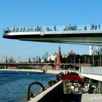 Новый  вид  на   Кремль  .  Потомки  оценят... :: Игорь Пляскин