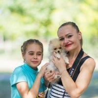 Даша и Олеся :: Юрий Удвуд