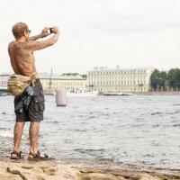 Гламурный фотограф... :: Sergey Apinis
