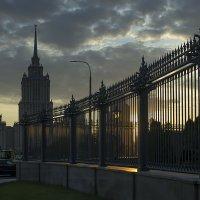 Закат. :: Александр Бабаев