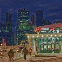 МЦК вход. :: Александр Бабаев