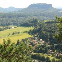 Саксонская Швейцария :: mirtine