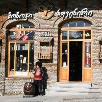 уголок тбилиси :: Михаил