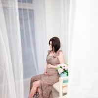 Будущая мама :: Олеся Романова