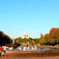 В нашем городе осень :: Алла Качуро