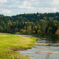 Река Сылва. :: Александр Гладких