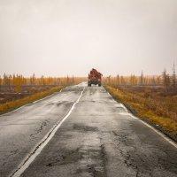 Ах, дороги наши дороги :: Den Ermakov