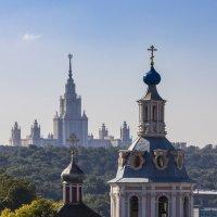 Два мира столицы :: Александр Лебедевъ