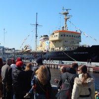Парад ледоколов в 2015 г. :: Виктор Егорович