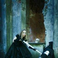 Борьба Ведьмы с Крестоносцем :: Алексей Корнеев