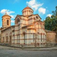 С молитвами к древней святыне. :: Анатолий Щербак