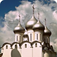 Вологодские Купола. :: Марина Харченкова