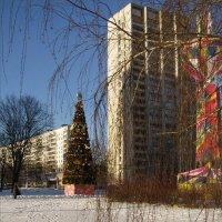 Новогодняя елка :: Анна Воробьева