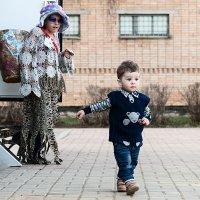 За кулисами детского праздника :: Анастасия Богатова