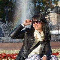 Поймать радугу :: Mariya Serova