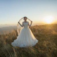 Свадебный закат :: Евгений Khripp