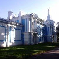 Санкт-Петербург. Двор Смольного монастыря. :: Лариса (Phinikia) Двойникова