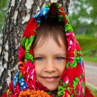 Настоящая русская красавица. :: Эля Тимофеева