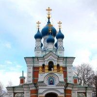 Гатчина (Мариенбург). Церковь Покрова Пресвятой Богородицы :: Александр