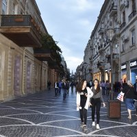 Baku,Torgovaya :: yusuf alili