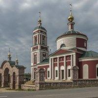 Ермолино (Русиново). Церковь Николая Чудотворца. :: Михаил (Skipper A.M.)