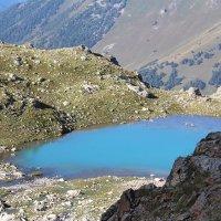 Вид с перевала Иркиз :: Светлана Попова