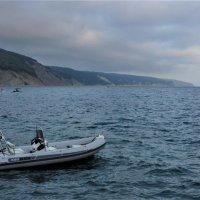 Одинокая лодка :: Виктория Попова