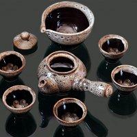 Традиционный корейский чайный набор :: Асылбек Айманов