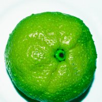 не зрелый мандарин :: Роза Бара