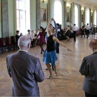 Студенческий конкурс по отечественным танцам :: Александр Рябчиков