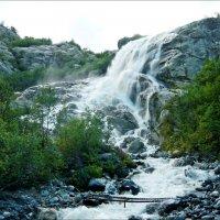 Сила природы, сила воды. :: Надежда