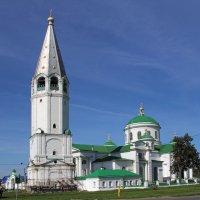 Смоленский храм. Выездное. Арзамас. Нижегородская область :: MILAV V