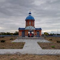 Церковь во имя Димитрия Солунского :: Александр Алексеев