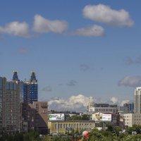 Город :: Михаил Измайлов