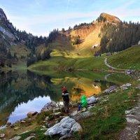 Спокойно озеро :: Elena Wymann