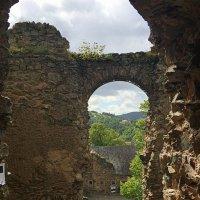 Древняя крепость графа Зигфрида Люксембургского. :: Anna Gornostayeva