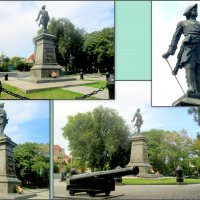 Памятник Петру I в Таганроге :: Нина Бутко