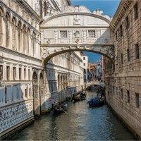 Венецианские каналы... :: Виктор Льготин