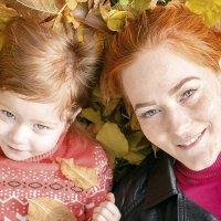 Рыжая осень :: Ксения Александровна Николаева