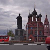 С дороги.. :: Елена Третьякова