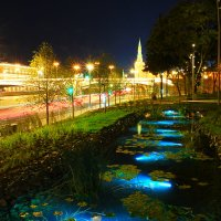 Вечер в парке. :: Иван