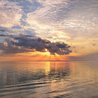 Утренняя тишина.. :: Клара