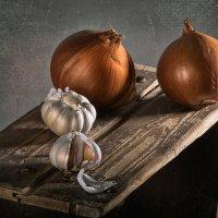 Про чеснок и лук 2 :: mrigor59 Седловский