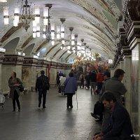 подземный город :: Олег Лукьянов
