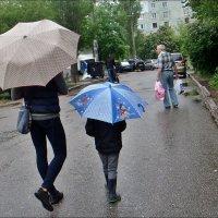 Тёплый майский дождик :: Нина Корешкова